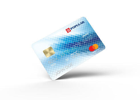 Popular Bank Debit Card
