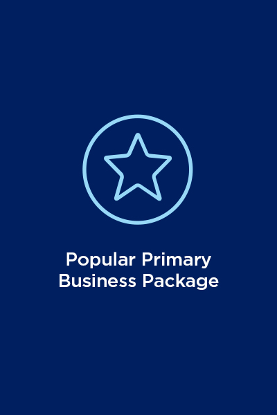 Popular Primary Business Checking